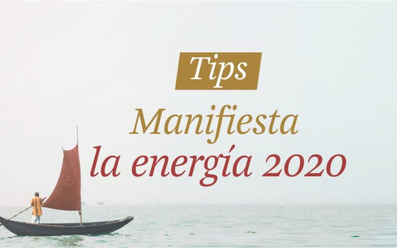 Manifiesta la energía 2020