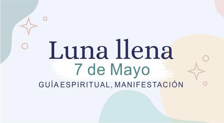 Luna llena 7 de Mayo, Manifestación